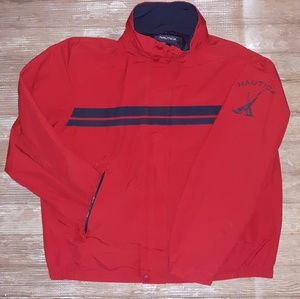 Vintage Nautica Windbreaker jacket size XL